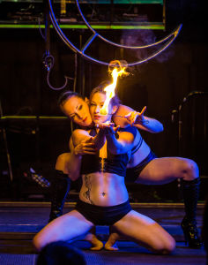 Fetish Fire Duo