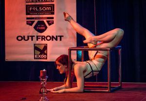Fetish Contortion Cube