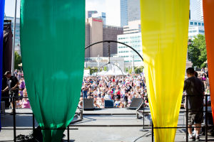 Kaleidoscope Takes the Stage at Denver PrideFest